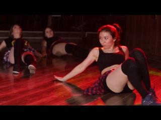 High Heels  Студия современного танца
