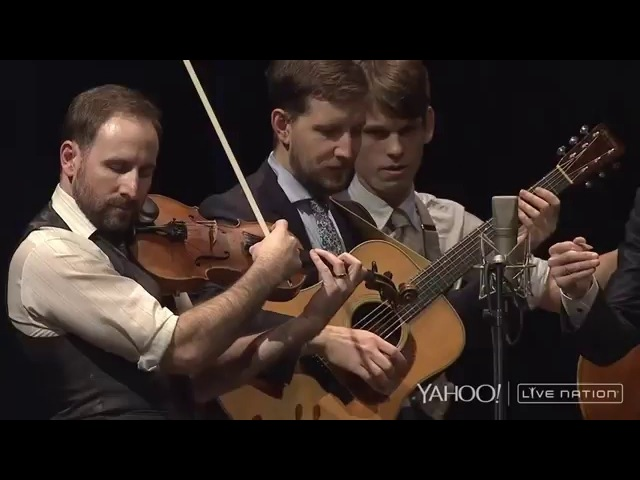 Punch Brothers - Live at Paramount Theater 2015 (Full Show) HD