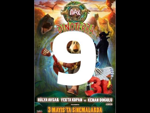 Макс. Динотерра / Max Adventures in Dinoterra (9 серия из 22). Путь к таинственной горе