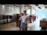 шоппинг в будущем - как может выглядеть интерактивная витрина