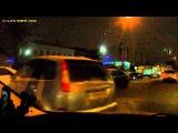 Последствия ДТП в Омске на ул. Ленина 07.12.2015
