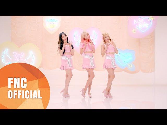 AOA 크림(CREAM) - 질투 나요 BABY (Im Jelly BABY) Music Video
