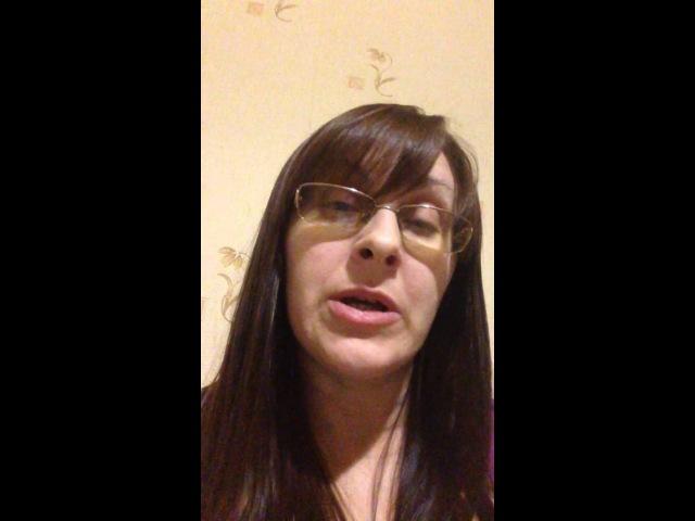 Видеоотзыв на Тренинг Аделя Гадельшина от Масляник Оксаны