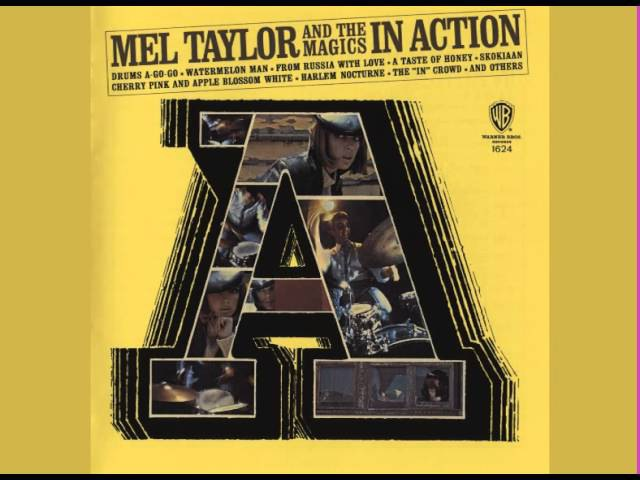 Mel Taylor And The Magics - From Russia With Love