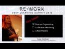 Lise Getoor, Professor, Computer Science UC Santa Cruz - RE•WORK Deep Learning Summit 2016 reworkDL