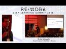 Oriol Vinyals, Senior Research Scientist, Google - RE•WORK Deep Learning Summit 2016 reworkDL