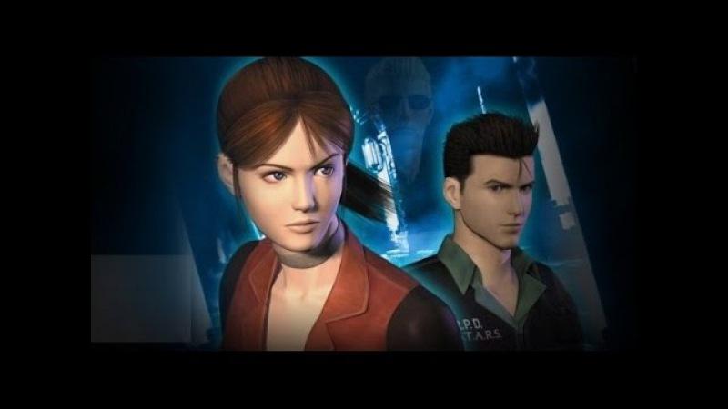 Resident Evil Code Veronica X PS3 обзор от РокДжокера