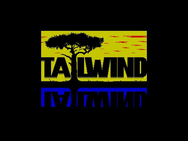 ZX Spectrum Scenedemo - T A I L W I N D (g e m b a b o y s) Forever 2016