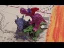 ЛЕГЕНДЫ. Мультик про динозавров на русском языке. Динозавры для детей мультфильм Мультик с игрушками