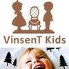 Эксклюзивная детская мебель | Vinsent Kids