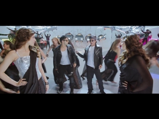 Tukur Tukur - Dilwale  Shah Rukh Khan  Kajol  Varun  Kriti  Official New Song Video 2015