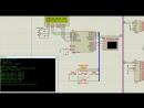 Тестер PCF857x на MEGA8 и LCD1602