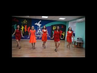Арт Лаборатория| Latina Dance| choreography by Grechina Anna| Missy Elliott - Shake your pom pom (Dj Maksy)