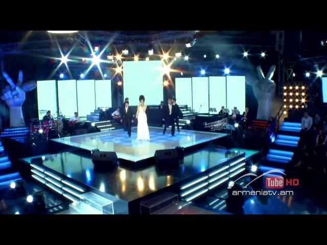 Nelly Mesropyan La Voix The Voice Of Armenia Live Show 3 Season 1
