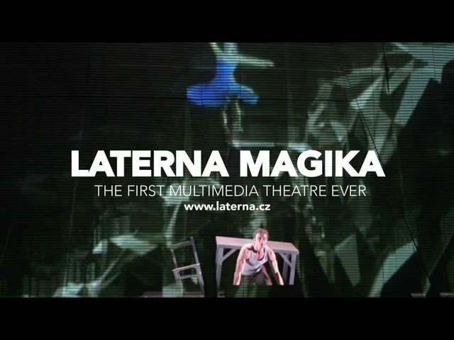 Laterna magika presentation