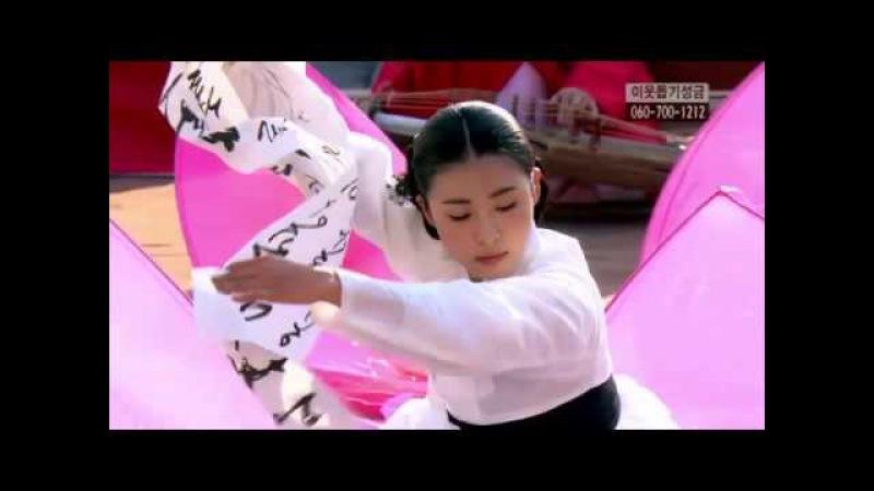 HD - Hwang Jin Yi - 황진이 - (黃眞伊) - Dance for the King