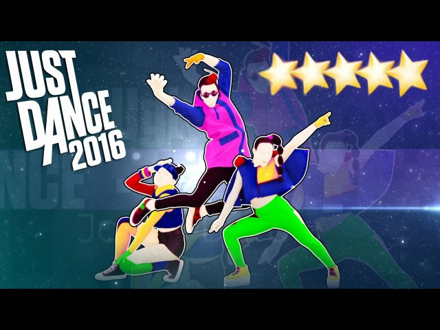 Get Ugly - Just Dance 2016 (Unlimited) - Gameplay 5 Estrellas