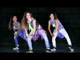 Shut Up And Dance (Choreo&ampLyrics) MaritzaJanettsyJanice -Max Pizzolante &amp Beto Perez - Zumba Zin62
