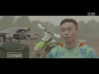 Спортивный квадрокоптер Ceewa S1 с 3-осевым подвесом и камерой 4К для экшн-съемки