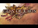 Ken, Pewds, Cry, Minx | Guns of Icarus | BEST RAG TAG TEAM ALIVE!