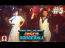 Disco Dodgeball | 5 - PEWDS SMACKED BY BALLS | Ft. Minx, Ken, Cry, Pewdiepie