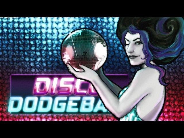BALLS TO THE FACE! | Disco Dodgeball | Cry/Ohm/Ken/Pewds » Freewka.com - Смотреть онлайн в хорощем качестве
