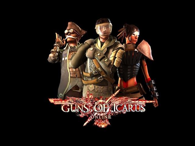 Ken, Pewds, Cry, Minx | Guns of Icarus | FLY YOU PIECE OF JUNK FLYYYY! » Freewka.com - Смотреть онлайн в хорощем качестве