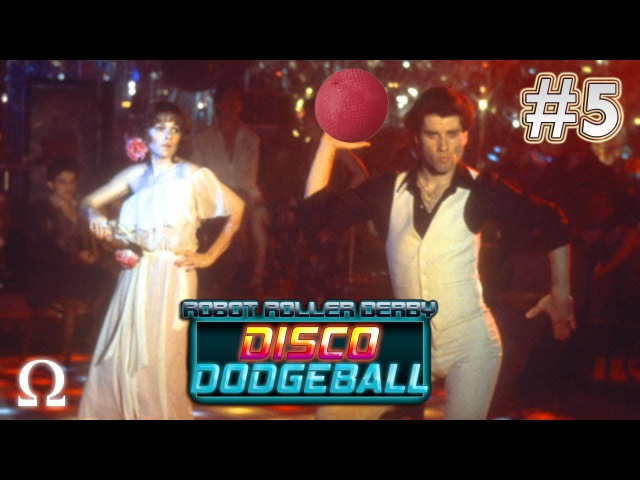 Disco Dodgeball | 5 - PEWDS SMACKED BY BALLS | Ft. Minx, Ken, Cry, Pewdiepie » Freewka.com - Смотреть онлайн в хорощем качестве