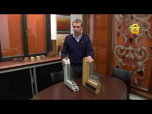 Фабрика Окон рассказывает о деревянных окнах телеканалу ForumHouseTV