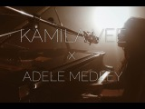 Best of Adele MEDLEY (Acoustic cover) | Kamila Vee