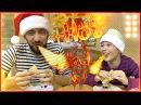 Челендж Super Sandwich Challenge By children and Dad 🍞CHILI HOT SAUCE Garlic LEMON MUSTARD