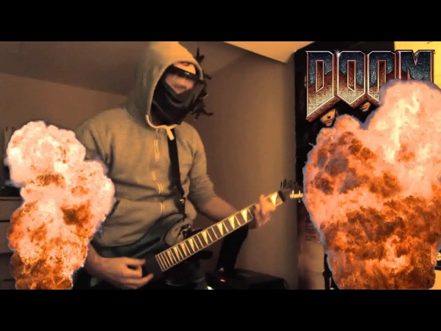 EGT - DooM - E1M6 - On The Hunt - BRUTAL METAL VERSION