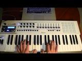 Alesso - I Wanna Know ft. Nico &amp Vinz (Tuto Piano)