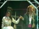 Игорь Николаев и Наташа Королева Два крестика