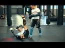 Тайский бокс с чемпионом мира как бросить противника в клинче Обучающее видео от 4ММА