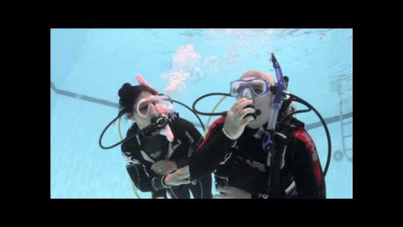 Начальный курс дайвинга. Обучающее видео PADI Open Water Diver (PADI OWD)- часть 3