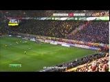 Боруссия Д 3 0 Шальке  23 й тур Обзор матча