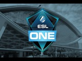 ATN vs F5 Game 1 | ESL One Frankfurt 2016 Qualifier | Team Alternate vs Fantastic Five