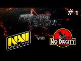 Natus Vincere vs No Diggity #1   DreamLeague S5 Dota 2