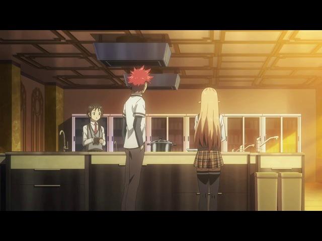 Повар-боец Сома 2 сезон 05 / Shokugeki no Soma: Ni no Sara В поисках божественного рецепта 2 Рус озв