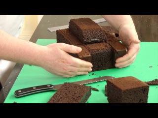 Как сделать торт танк пошагово