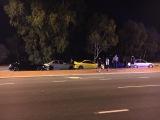 WA Imported cars cruise crash