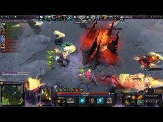 Alliance Epic Win  200 HP Throne vs EG
