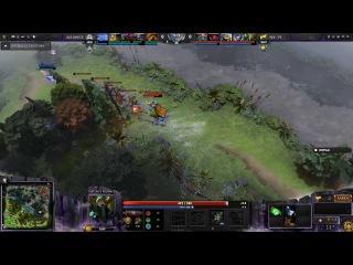 Alliance WD + Ursa LVL 1 Rosh vs Na'Vi #ti6