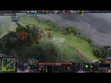 Alliance WD + Ursa LVL 1 Rosh vs NaVi #ti6