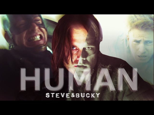Steve Bucky || Only Human [Civil War spoilers]