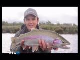 Рыболов и путешественник Дмитрий Дроздов (RTG TV, 20.02.2016) Фрагмент