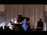 Carla Regina Voice Actually_ Lullaby for Cain Gabriel Yared