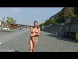 Aliska Nude in Public 2