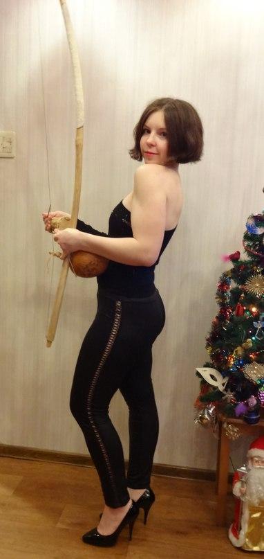 [Настя встречает Новый год по-ливингстоновски]